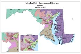 congressional districts   Seventh State