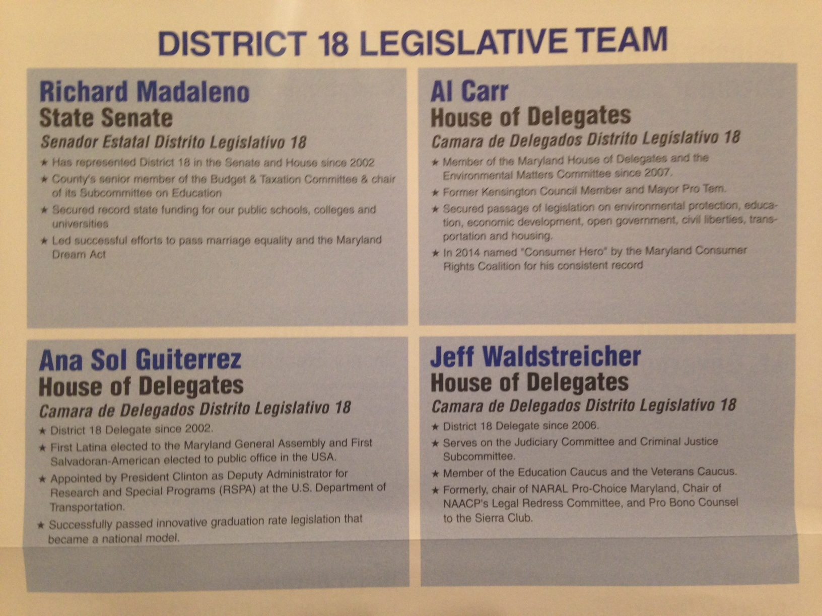 MCDCC Sample Ballot Incompetence Spoils Dems Pre-Election Weekend ...