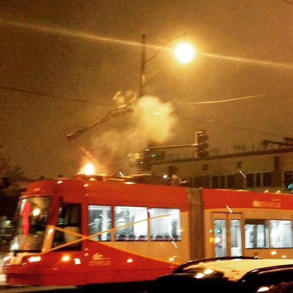 streetcaronfire