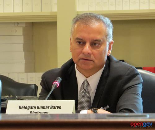 Delegate-Kumar-Barve