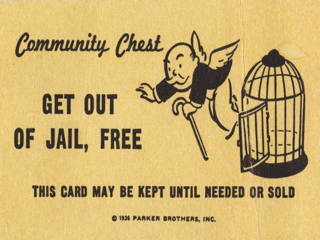 Get out of jail free-1