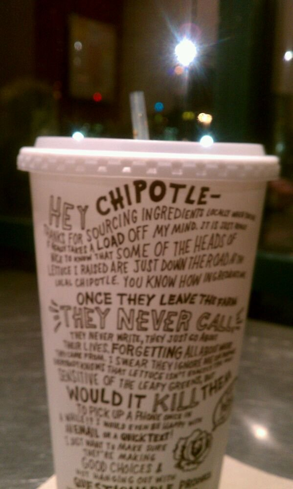 chipotle soda