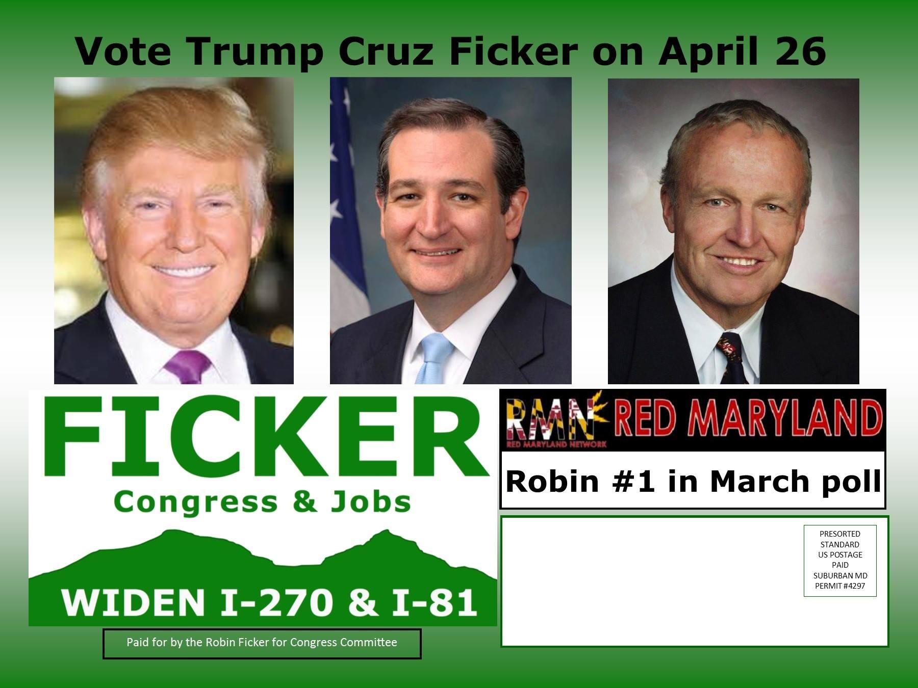 Ficker Trump Cruz